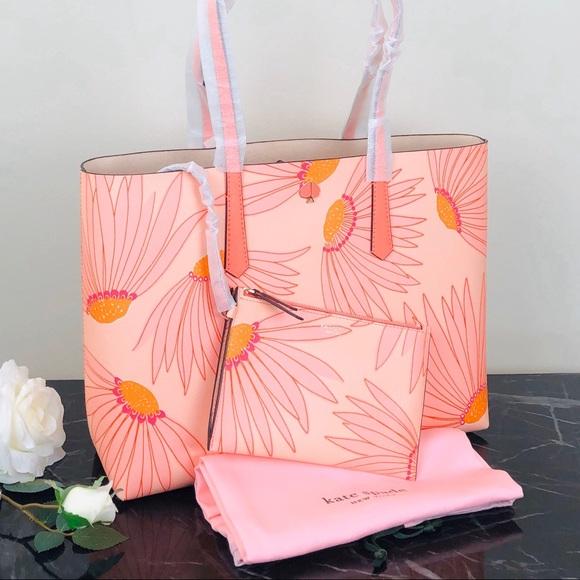 kate spade Handbags - ❤️Kate Spade Molly Flower Falling Large Tote❤️